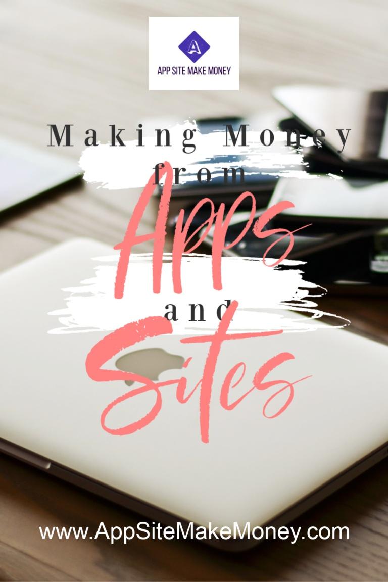 App Site Make Money pin