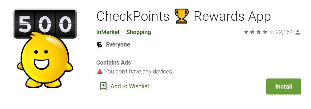 checkpoints app google play