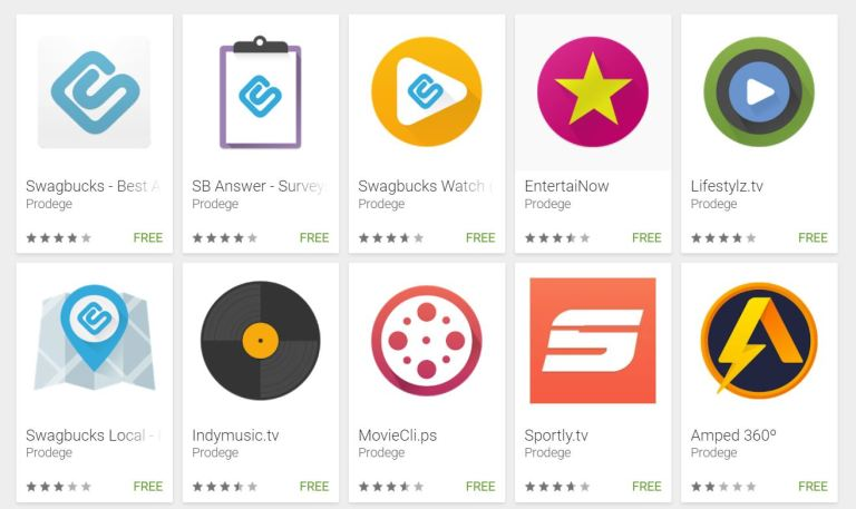 swagbucks apps