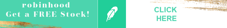 robinhood app free stock banner