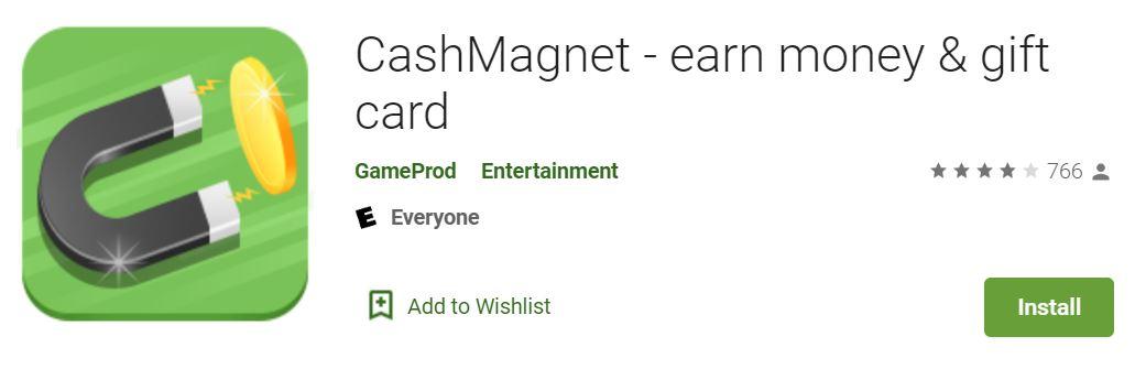 cashmagnet google play