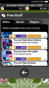 solitaire make money free free stuff