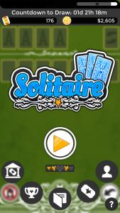 solitaire make money free home