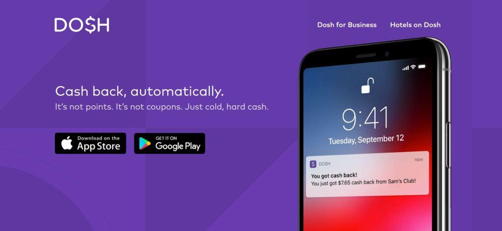 dosh cash app download