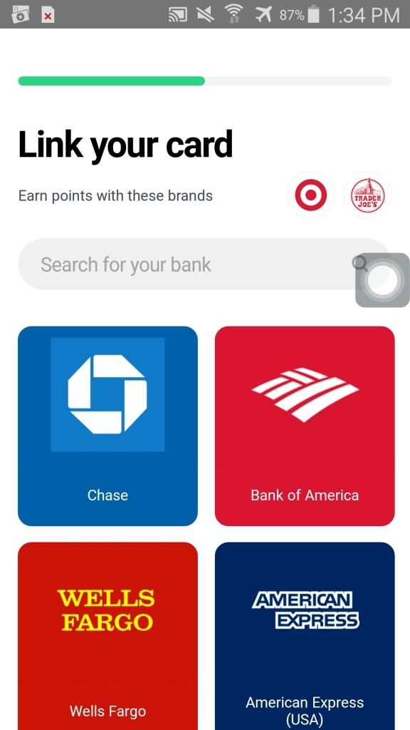 drop app link card