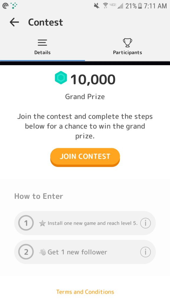 mistplay contest