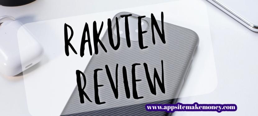 Rakuten Review 2021 : Earn Cashback For ShoppingOnline